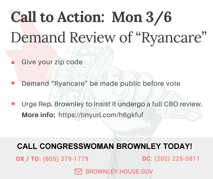 Demand a Review of Ryancare