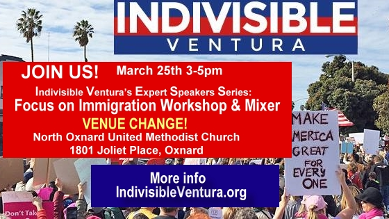Join us Saturday for our Focus on Immigration Workshop andMixer!