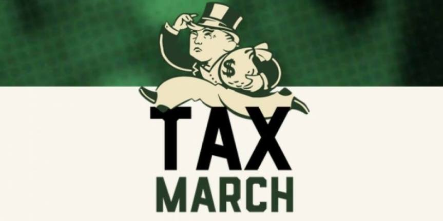Let's Take to the Streets to Demand Trump's Taxes! Ventura Joins 100s of Cities Across theNation
