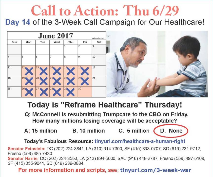 Call health care what it is…a humanright.