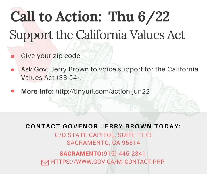 Keep California out of the Deportation Business – Rage Against the DeportationMachine