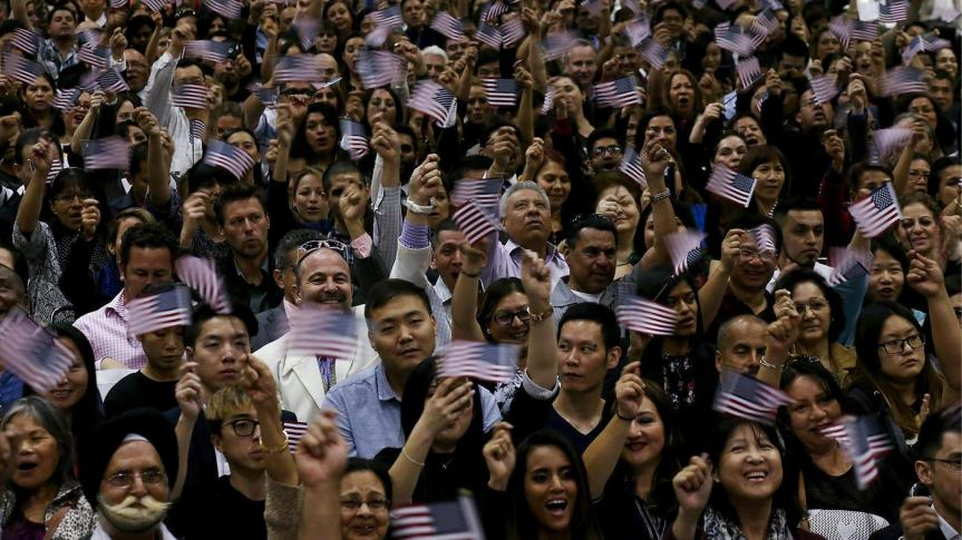 Today – Wednesday! Learn how to help create new Americans (& newvoters!)…