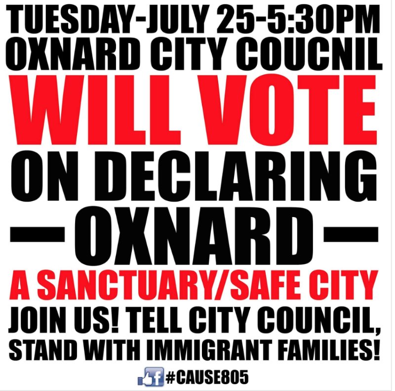 Standing Indivisible – Local Immigration ActionList
