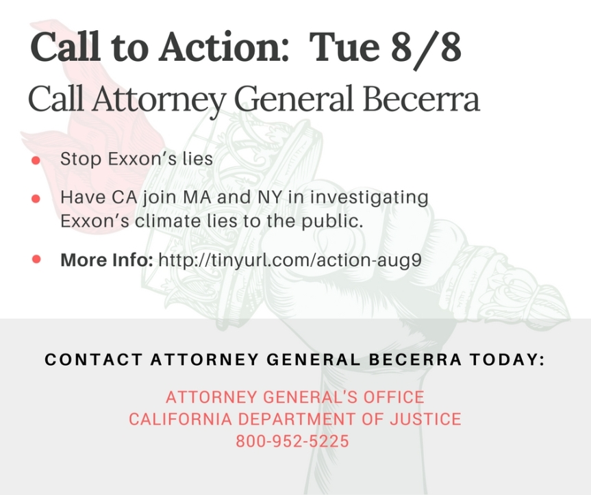 Get the truth out of Exxon! Have they been misleadingus?