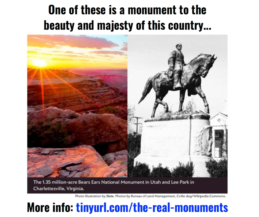 Update on our National Monuments from Sierra Club's Jim Hines –8/22