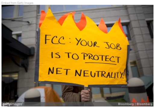 The FCC comment period on Net Neutrality ends today – 8/30. You know what to do!