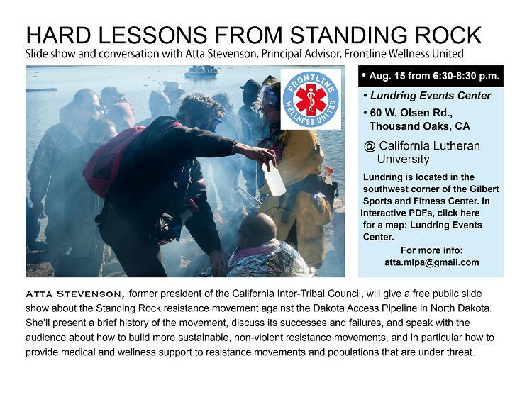 Standing Rock 8-15