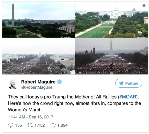 mother of all rallies