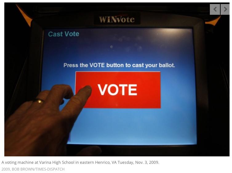 voting maching