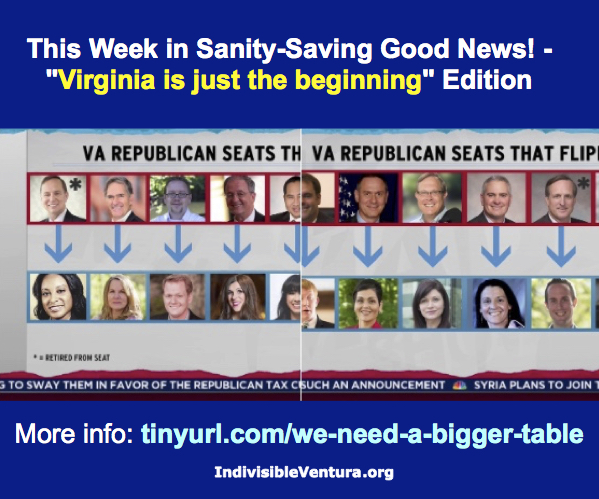 Sanity-Saving Good news – Pull some more chairs up to thetable!