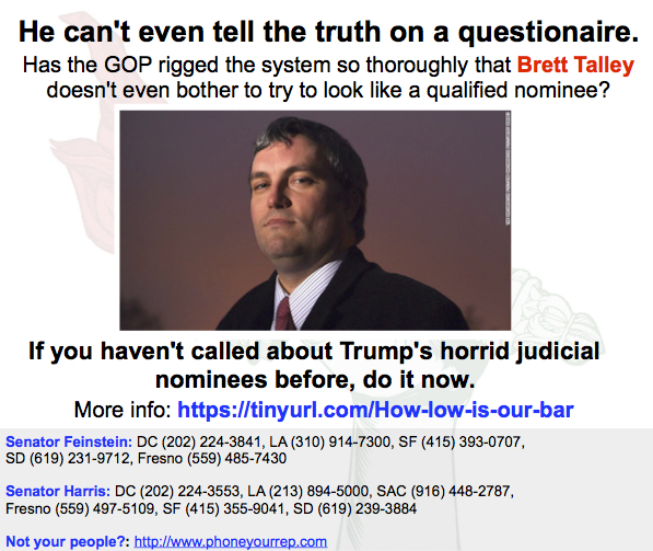 Are we playing a game of judicial limbo? How low will the GOP go to get judges?