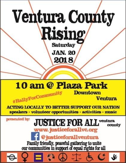 Ventura county rising