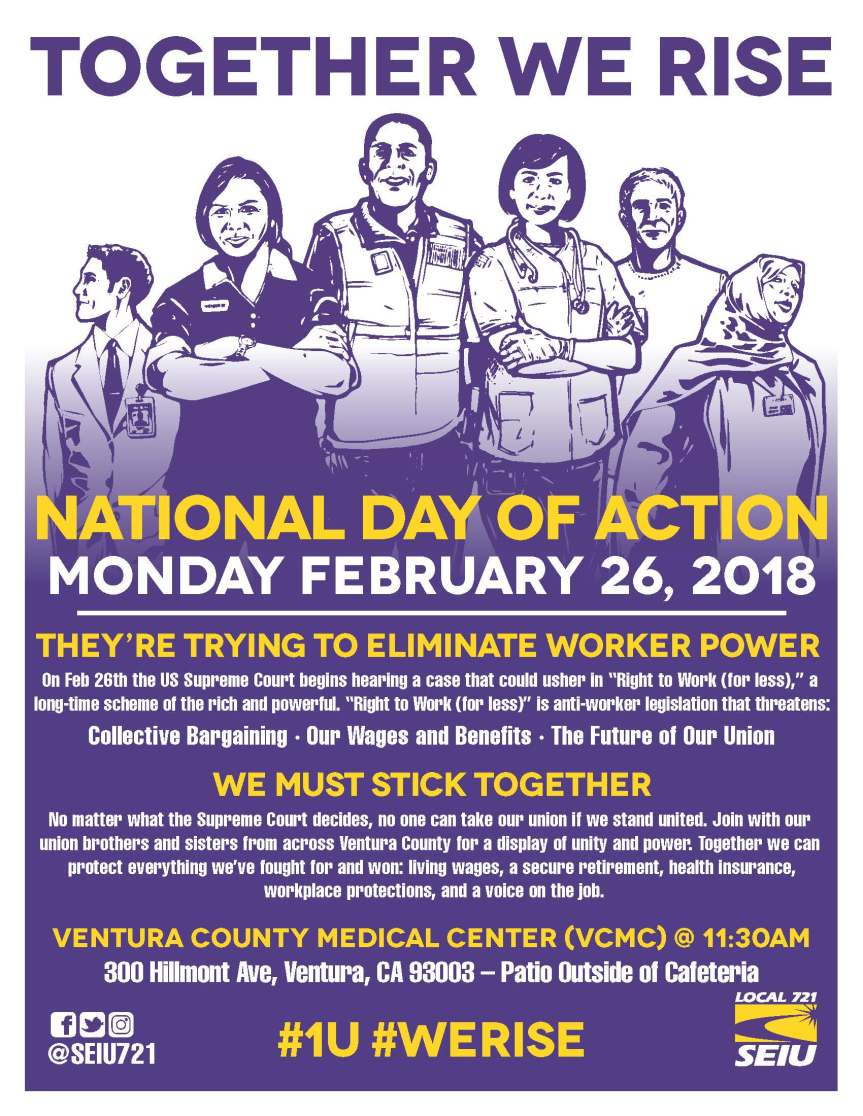 National Day of Action for Labor – Join in!