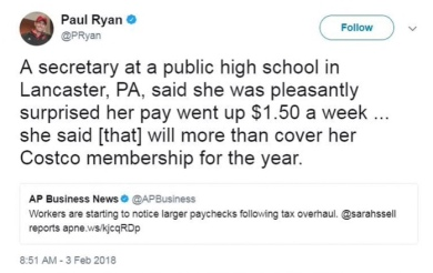 paul ryan twitter