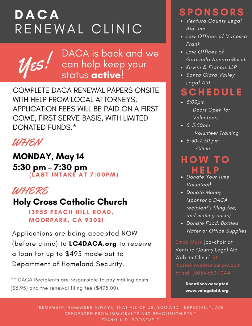 may DACA CLINIC3
