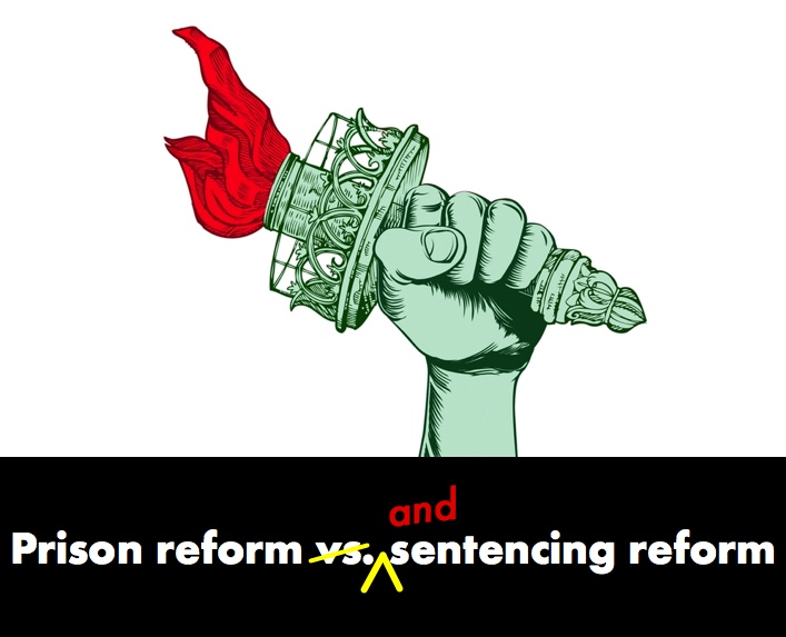 Thurs 5/24: Criminal justice reform is one of the most urgent civil rights issues of ourtime.