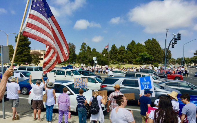 6/30 – 7/2: Ventura County stood up for kids and families. Thank you. Photos and Actions!
