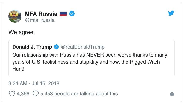 Mon – 7/16:Treason.