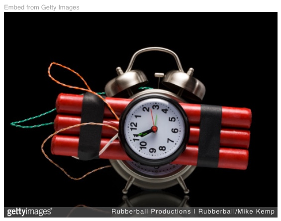 Thurs 9/6: The Regulation Clock is ticking on baby bears & fracking! They are done, tonight andtomorrow.