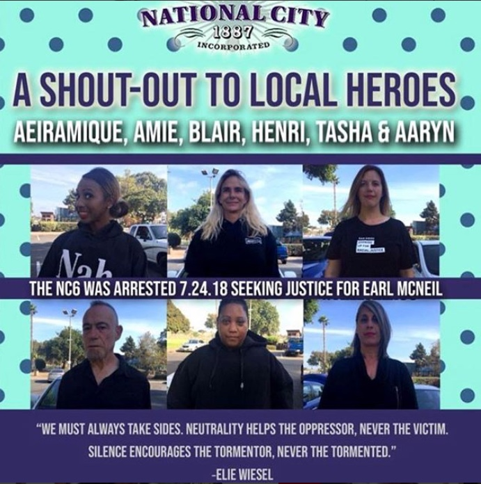 Tues – Oct. 2: Please help a fellow Californian resister fight punitive charges for peacefulprotest.