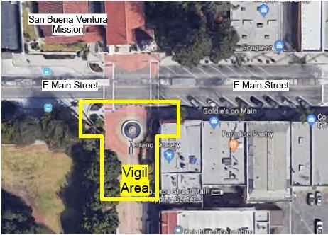 vigil area