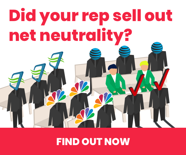 Thurs – 12/6: Deadline 12/10 – Protect Net Neutrality – last lap.