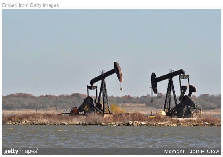 Thurs- 1/17: Reminder: Today's the hearing for public comment on 750 new oil wells next door.