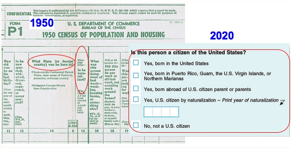 """Fri – 3/15: They're rigging the Census – Comment against the """"Citizenship"""" question. Deadline tonight, 11:59pmEST."""