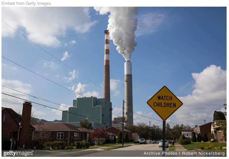Mon 3/18: Keep strong Carbon Dioxide Emission Limits on Coal Plants –  Comment in 10 minutes or less. Deadline tonight, 11:59 pm EST