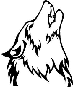 wolf-outline-11