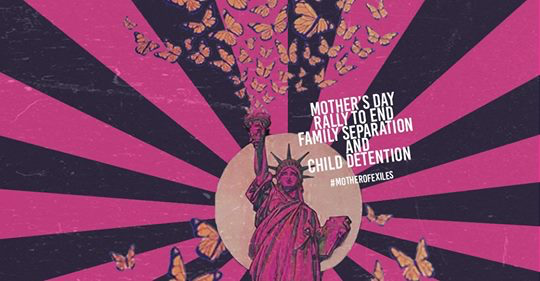 """Sunday, May 12th: Mother's Day – """"Every Child Returned."""""""