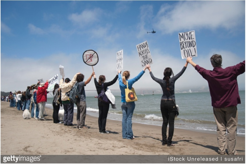 "Mon 5/6: Moving beyond oil – ""YES"" on the West Coast Ocean Protection Act."