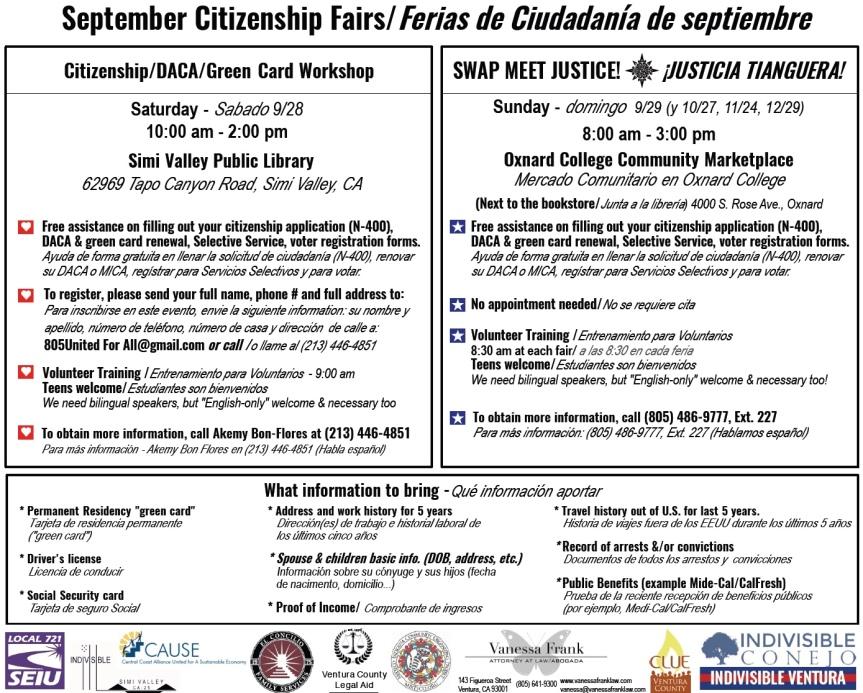 September fairs