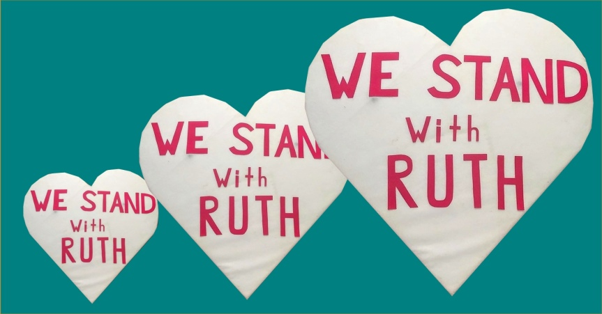 Mon 9/9: Show solidarity with Simi Valley City Councilwoman Ruth Luevanos TODAY! – 2 actions!