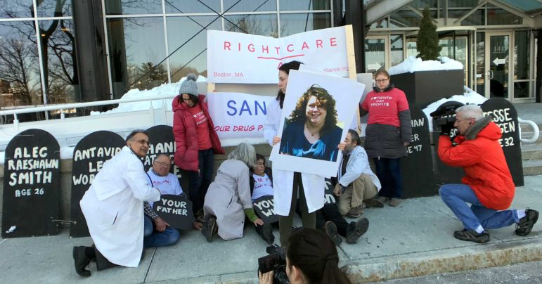 """Thurs. 11/7: Unbridled capitalism looks a lot like """"depraved indifference"""". Tell your legislators to rein in drug companies with H.R. 3, by phone and at this week's townhalls."""