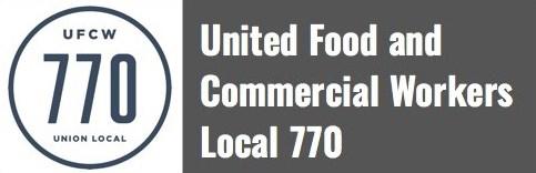 united food workers 770