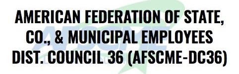 Amer. Fed municipal employees