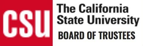 CA STATE UNIVER. TRUSTEES