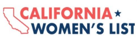 California's Women's list