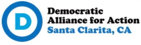 Democratic Alliance for action santa clarita
