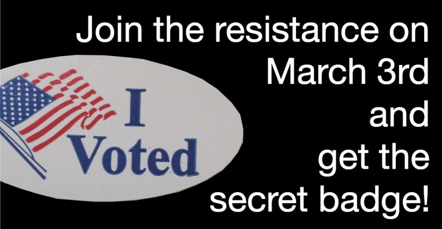 Indivisible Ventura's Voting Guide for the 2020 Primary Election – March 3rd!