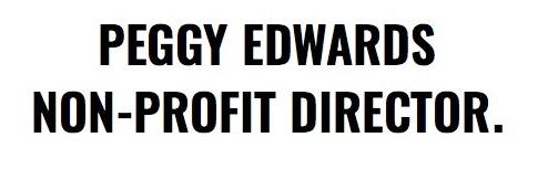PEGGY EDWARDS