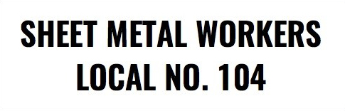 Sheet metal local 104