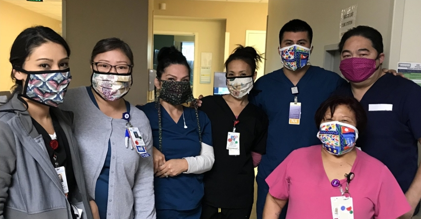 nurse masks