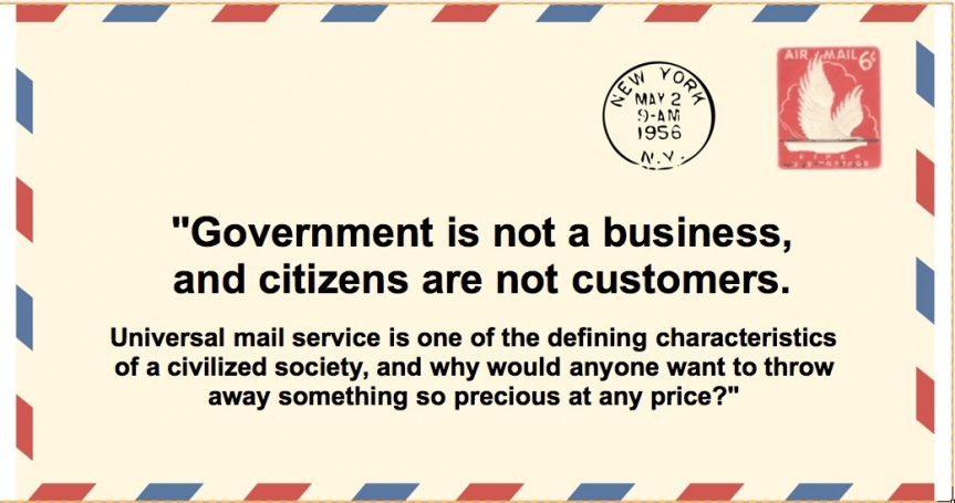Wed 9/2: This is what you can do to help save the USPS and our election.