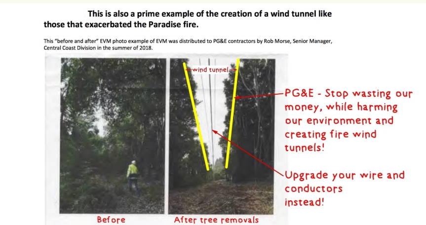 Mon 4/13: Deadline today, 5pm. Comment about PG&E to the Wildfire Safety AdvisoryBoard.