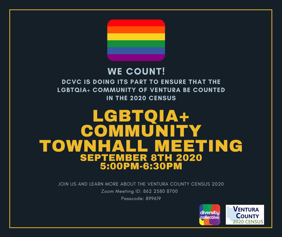 LGBTQ community townhall meeting