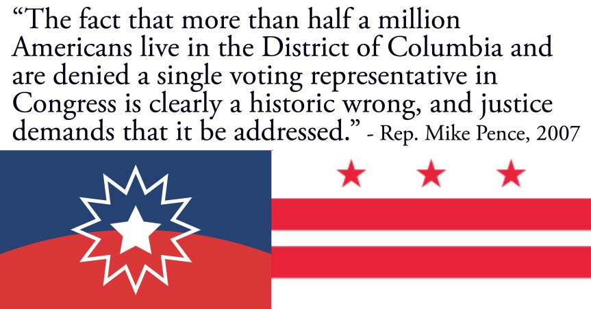 D.C. statehood is in the Senate on Tuesday, 6/22! Pile on! YES onS.51!