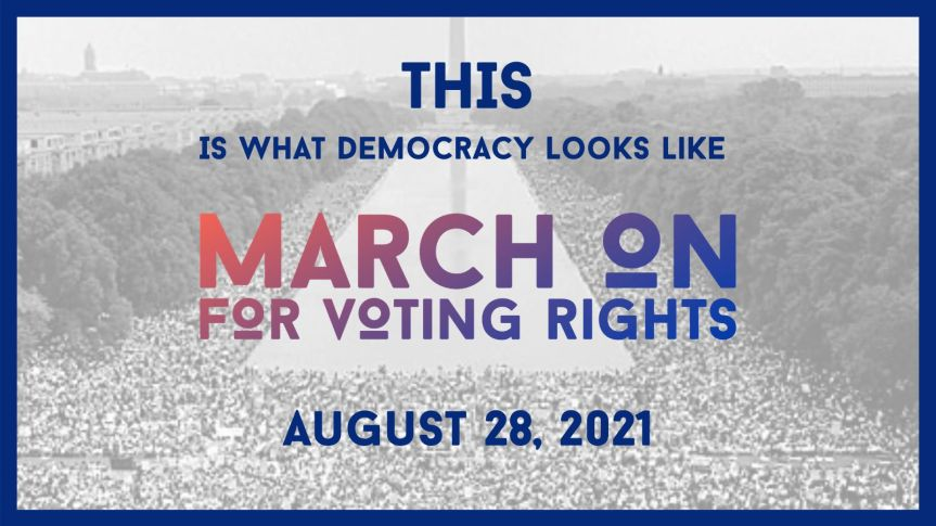 Aug. 28th is the March. Here's a warmup action for yoursenators.